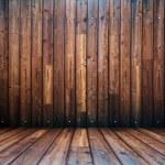 interni in legno — Foto Stock