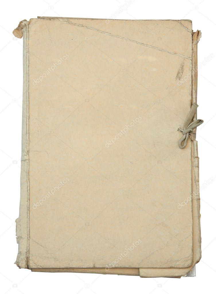 Old folder stock photo c avlntn 1826992 for Best document folder