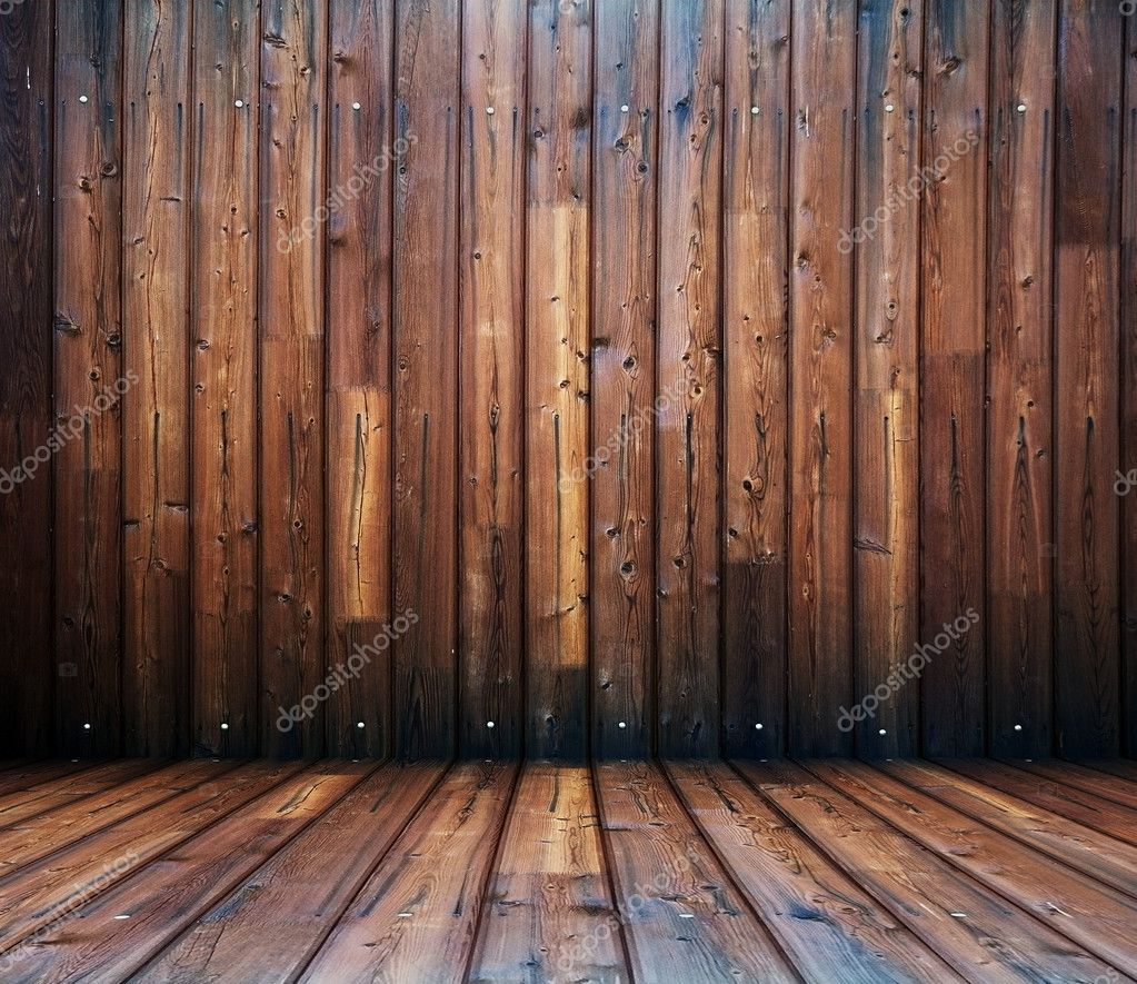 Old wooden interior  Stock Photo #1828959
