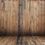 Wooden interior — Stock Photo