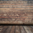 Wooden interior — Stock Photo #1928900