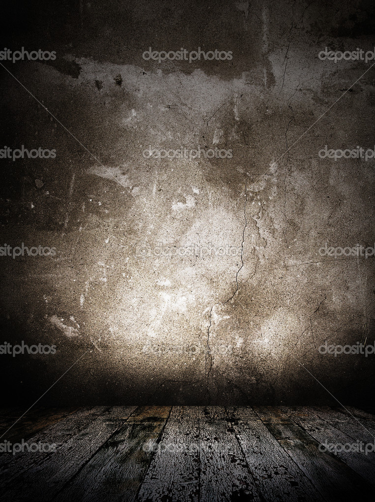 Old grunge room — Stock Photo #2178611