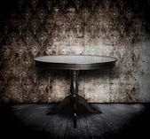 Antique table — Stock Photo