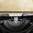 Typewriter — Stock Photo #2414639