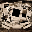 Stack of photo shots — Stock Photo #2415220