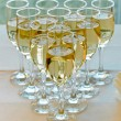 Champagne Grouping - Stock Photo