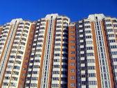 Nuevo edificio típico — Foto de Stock
