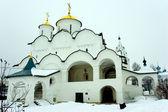 Orthodox church — Stock Photo