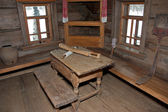 Old russian izba — Stock Photo
