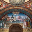 Church wall painting — Stock Photo #1285687