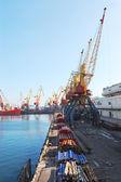 Docking-Anschluss — Stockfoto