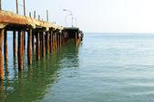 Pier — Stockfoto