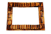 Wooden framework — Stock Photo