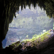 Cavern Rio Camuy  in Puerto Rico - Stock Photo