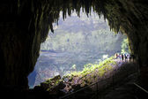 Cavern Rio Camuy in Puerto Rico — Stock Photo
