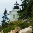Foto de Stock  : Lighthouse State of Maine (USA)