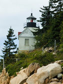 Lighthouse State of Maine (USA) — Стоковое фото