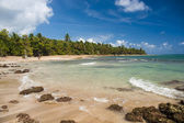 Coast of Atlantic ocean in Puerto Rico — Stock Photo