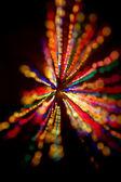 Сolored lights — Stock Photo