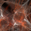 Royalty-Free Stock Photo: Abstract fractal background