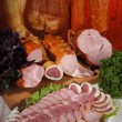 Foto Stock: Meat delicacies