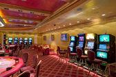 Casino game hall — Stock Photo