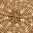 Stock Photo: Texture of wicker basket