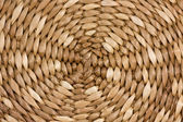 Texture of wicker basket — Stock Photo