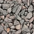 Crushed rock — Stock Photo