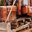 Construction Machinery — Stock Photo