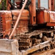 Construction Machinery - Stock Photo