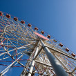 Carnival Big Ferris Wheel — Stock Photo #1384170