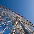 Carnival Big Ferris Wheel — Stock Photo