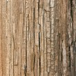 Weathered wood structure - Stock Photo
