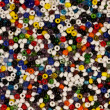 Multicoloured beads — Stock Photo #1429537