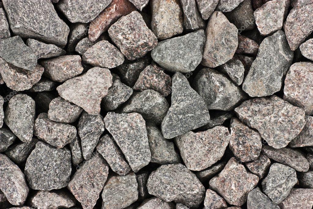 Crushed Stone Sizes Standard : Crushed rock — stock photo mrtwister