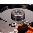 Stock Photo: Computer hard disk drive 2