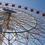 Carnival Big Ferris Wheel — Stock Photo #1493374