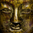 Stock Photo: face of buddha