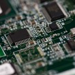 Stock Photo: Computer Circuit Board