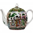 Stock Photo: The Chinese teapot