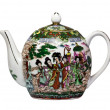 The Chinese teapot - Stock Photo