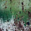 Stock Photo: Crackled Paint Background