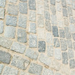 Stock Photo: Stone roadway texture