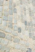 Stone roadway texture — Stock Photo