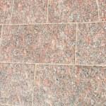 Red granite texture — Stock Photo