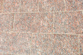 Red granite texture — Stock Photo
