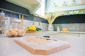 Frammento di una cucina — Foto Stock