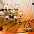 Decorative chandelier — Stockfoto