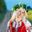 RUSSIAN WOMAN — Stock Photo #1151512